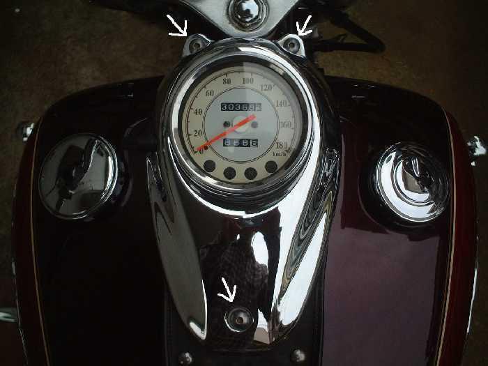 スピードメーター照度UP_1