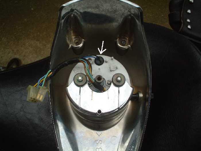 スピードメーター照度UP_2
