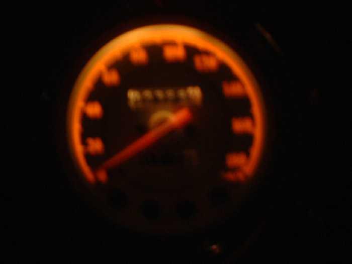 スピードメーター照度UP_6