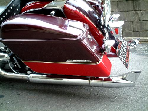 ハードサドルバッグ(Harley-Davidson製)_1